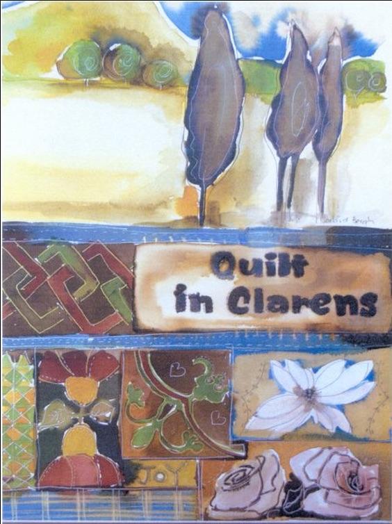 quilt in Clarens
