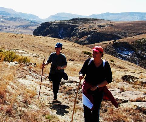 Kloof Mountain Trail