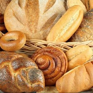 Courtyard bread