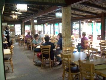 Clarens Restuarants Artists Cafe